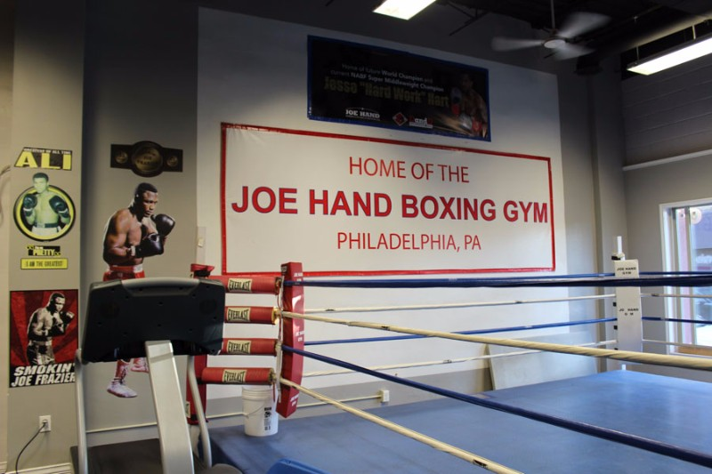 Joe-Hand-Boxing-Gym-Philadelphia-PA-The-Ring