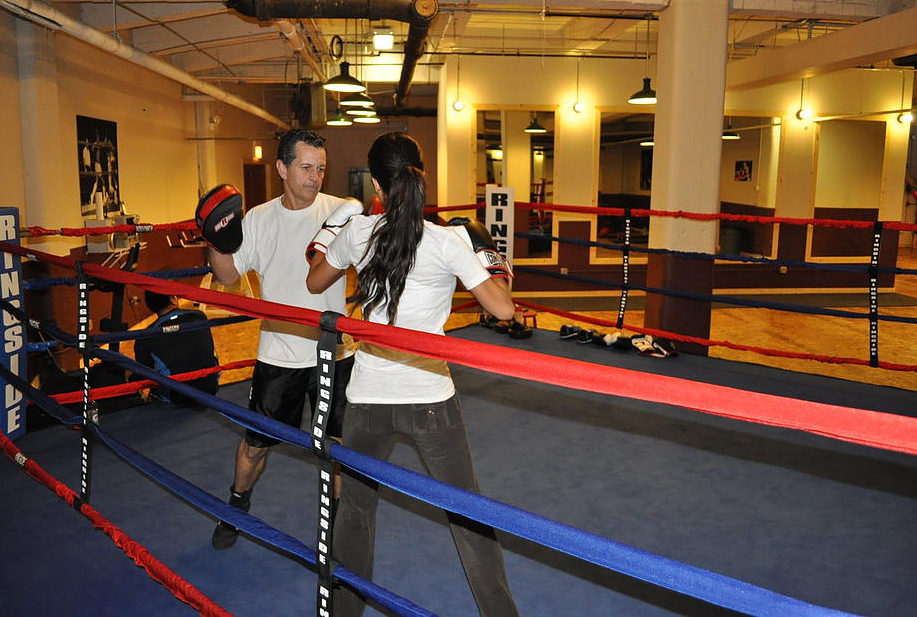 Franklin Street Boxing Club in Chicago